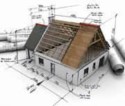 Проект для строительства дома,  коттеджа. Смета. Дизайн интерьера.
